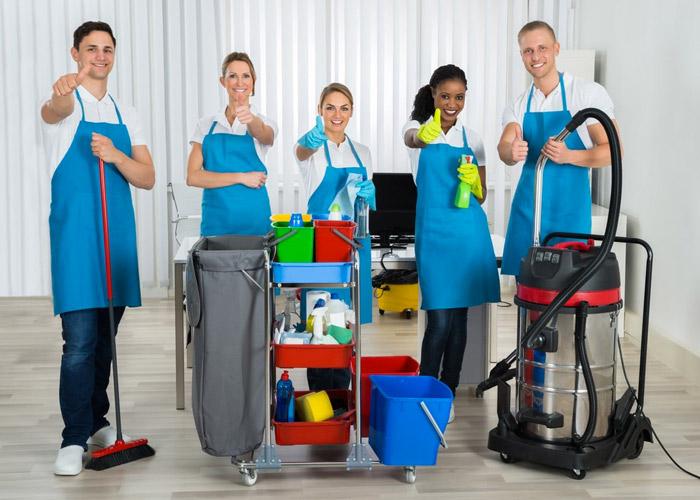 Des professionnels du nettoyage industriel à votre service